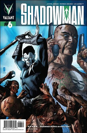 Shadowman (2012) 6-A by Valiant Entertainment