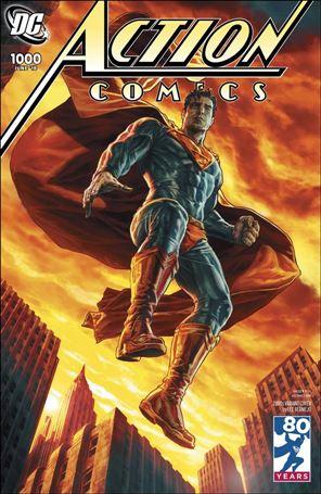 Action Comics (1938) 1000-I