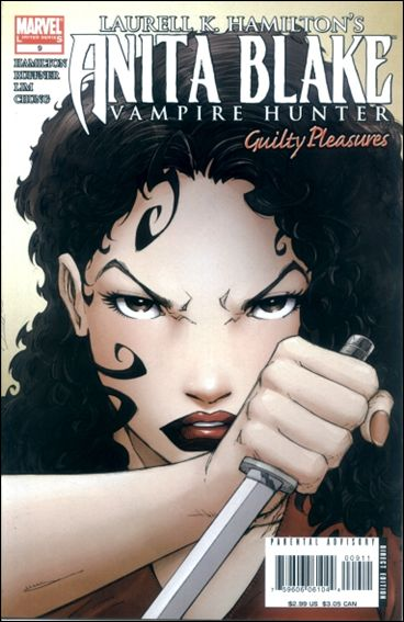 Anita Blake, Vampire Hunter - Guilty Pleasures 9-A by Marvel