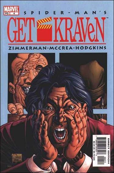 Spider-Man: Get Kraven 4-A by Marvel