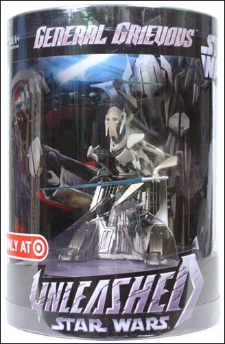 Star Wars: Unleashed General Grievous (Target Exclusive) by Hasbro
