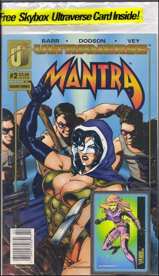 Mantra (1993) 2-B by Malibu