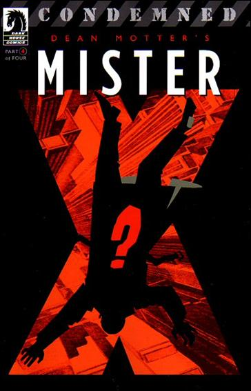 Mister X: Condemned 4-A by Dark Horse