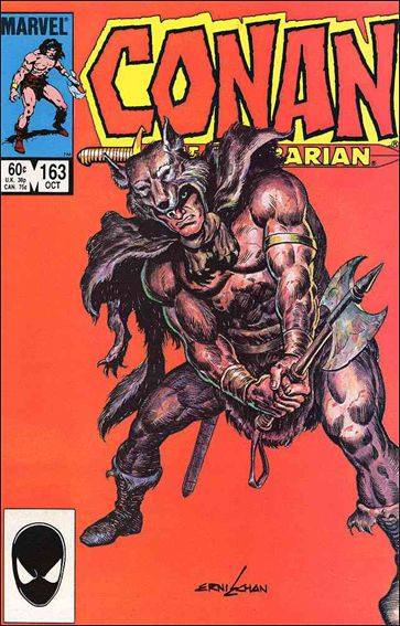 Conan the Barbarian (1970) 163-A by Marvel