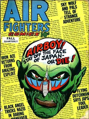 Air Fighters Comics (1943) 8-A
