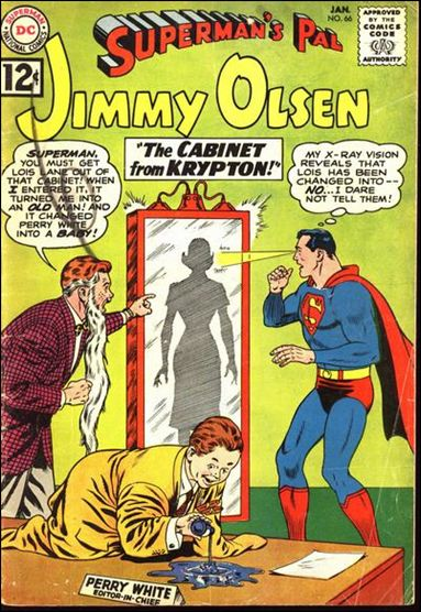 Superman's Pal Jimmy Olsen 66-A by DC