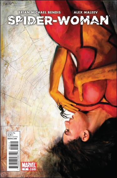 Spider-Woman (2009) 7-A by Marvel