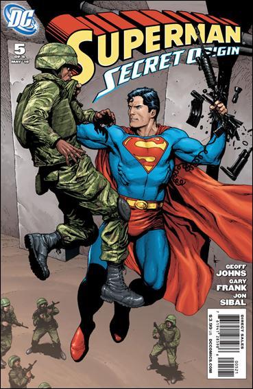 Superman: Secret Origin 5-B by DC