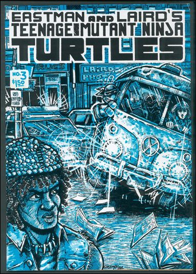 Teenage Mutant Ninja Turtles (1984) 3-A by Mirage