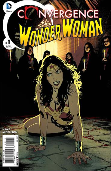 Convergence Wonder Woman 1-A by DC