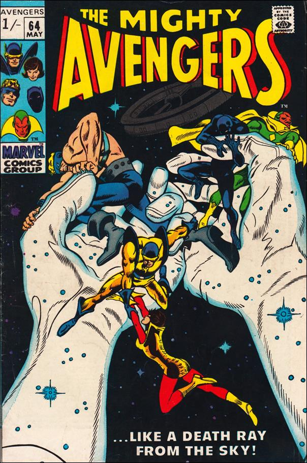 Avengers (1963) 64-B by Marvel