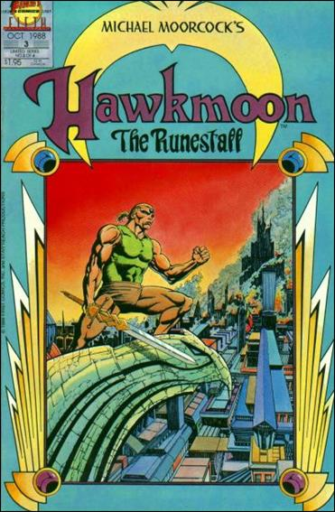 Hawkmoon: The Runestaff 3-A by First