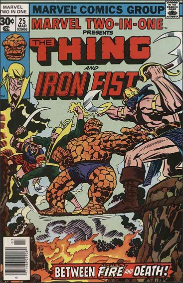 Marvel Two-in-One (1974) 25-A by Marvel