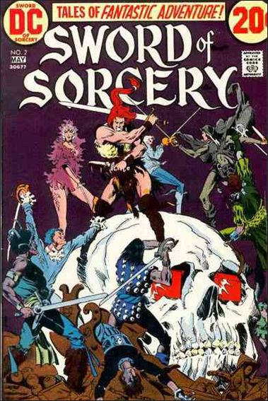 Sword of Sorcery (1973) 2-A by DC