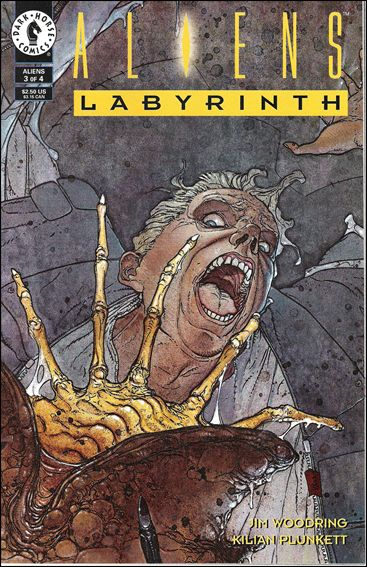 Aliens: Labyrinth 3-A by Dark Horse