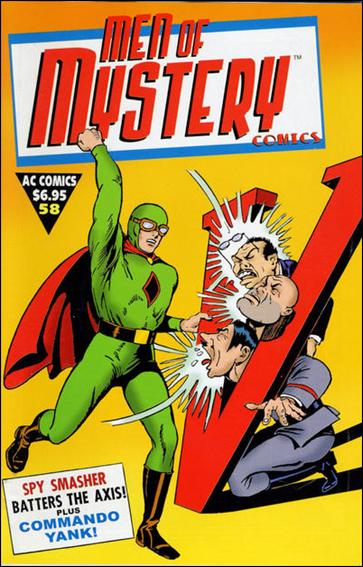 Men of Mystery 58-A by AC