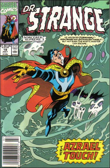 Doctor Strange, Sorcerer Supreme 19-A by Marvel