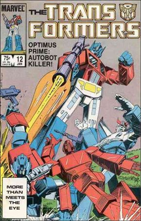 Transformers (1984) 12-A