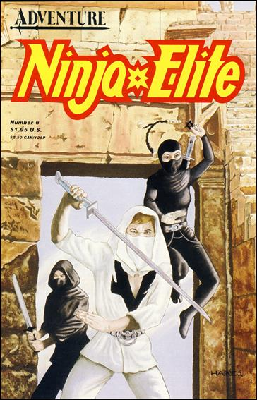 Ninja Elite 6-A by Adventure