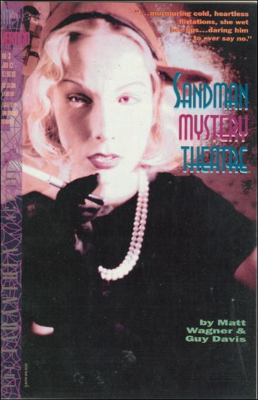 Sandman Mystery Theatre 3-A by Vertigo