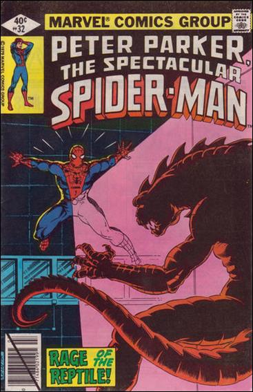 Spectacular Spider-Man (1976) 32-A by Marvel