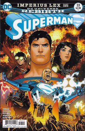 Superman (2016) 33-A