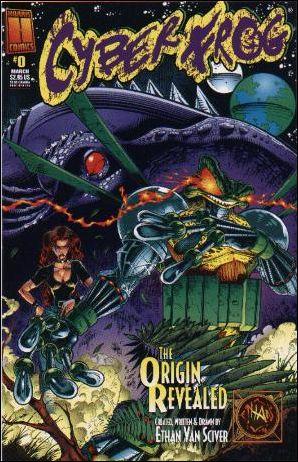 CyberFrog (1996) 0-A by Harris