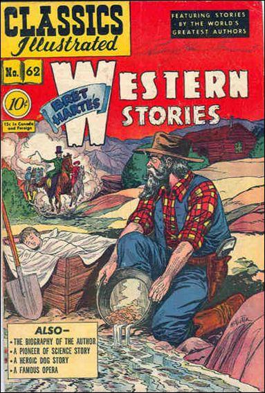 Classic Comics/Classics Illustrated 62 A, Aug 1949 Comic ...