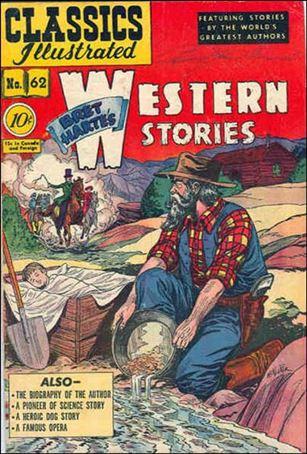 Classic Comics/Classics Illustrated 62-A