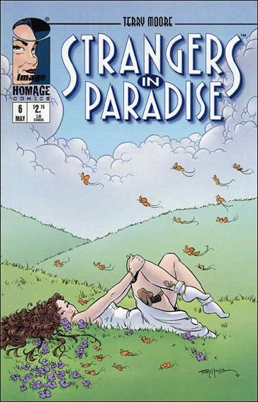 Terry Moore's Strangers in Paradise 6-A by Abstract Studio
