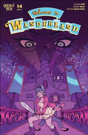 Welcome to Wanderland 4-A