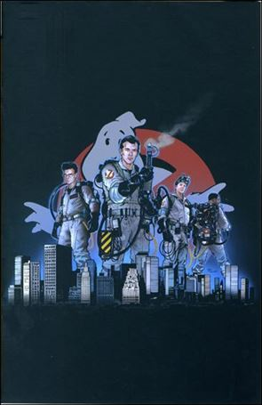 Ghostbusters: Displaced Aggression 1-C