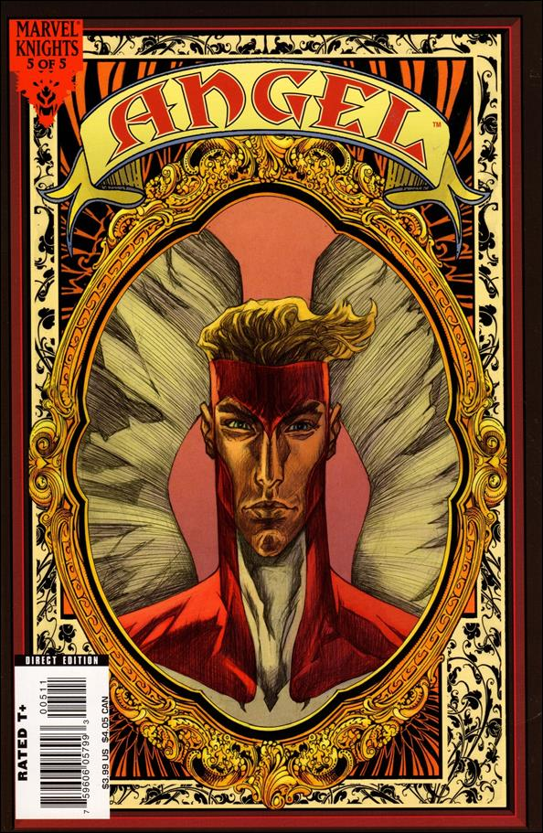 Angel: Revelations 5-A by Marvel