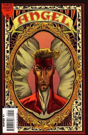 Angel: Revelations 5-A