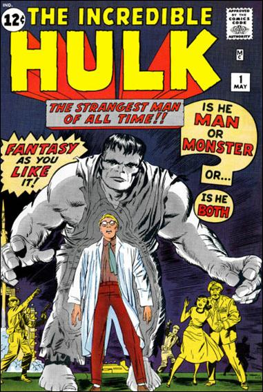 Incredible Hulk (1962) 1-A by Marvel
