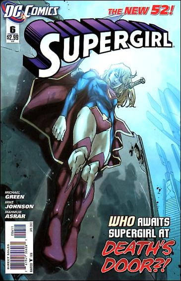 Supergirl (2011) 6-A by DC