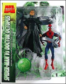 Marvel Select Spider-Man vs Doctor Octopus by Diamond Select