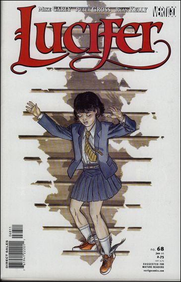 Lucifer (2000) 68-A by Vertigo