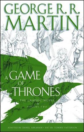 George R.R. Martin's A Game of Thrones  2-A