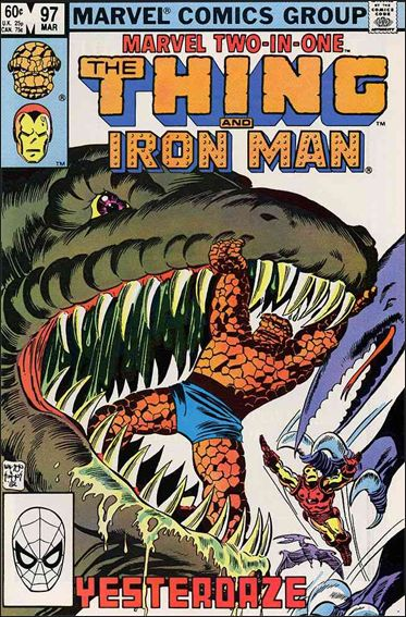 Marvel Two-in-One (1974) 97-A by Marvel