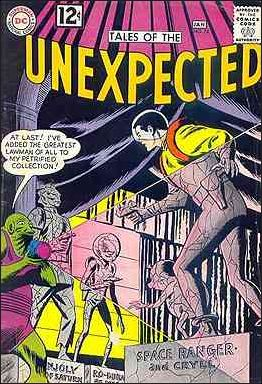 Tales of the Unexpected (1956) 74-A by DC