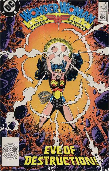 Wonder Woman (1987) 21-A by DC