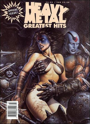 Heavy Metal: Greatest Hits 1-A by HM Communications