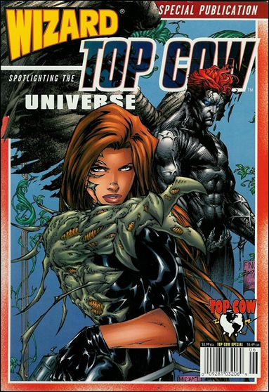 Wizard's Top Cow Special 1-A by Wizard Press