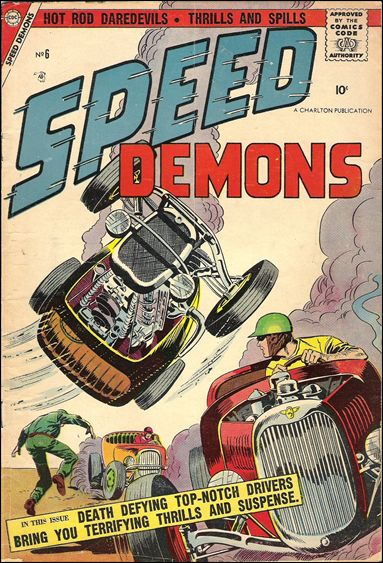 Speed Demons 6-A by Charlton