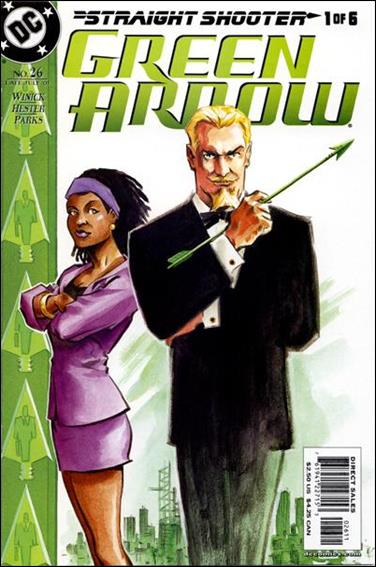 Green Arrow (2001) 26-A by DC