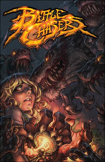 Battle Chasers Anthology 1-A by Image