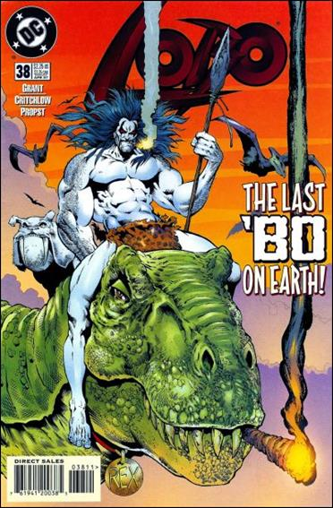 Lobo (1993) 38-A by DC