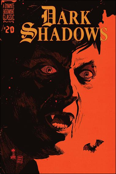 Dark Shadows (2011) 20-A by Dynamite Entertainment