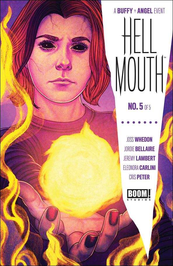 Hellmouth 5-A by Boom! Studios